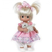 The Doll Maker Fur-Ever Friends Baby Doll 12