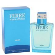 Gianfranco Ferre Acqua Azzurra Eau De Toilette Spray 1.7 oz / 50.27 mL Men's Fragrances 467833