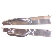 Frattazzo alluminio cm.70 per angolo esterno