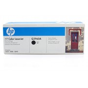 Toner cartridge Original HP 1x Black Q3960A / 122A for HP Color LaserJet 2840