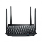 Asus Rt-Ac58U Wireless Router (Ac1300) Dual Band Gigabit Router ( With Usb 3.0 Port To Connect Hard Disk / Pendrive / 3G Dongle / 4G Dongle / Printer ) (Covers Nearly 2000 Sq Ft Area)