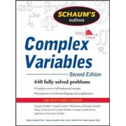 Schaum's Outline of Complex Variables by Murray R. Spiegel