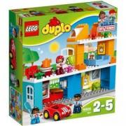 Конструктор ЛЕГО ДУПЛО - Семейна къща, LEGO DUPLO Town, 10835