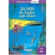 20000 de leghe sub mari - Primele mele lecturi - Nivelul 4