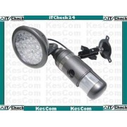 KesCom ITC37010 - Lámpara para cámara de vigilancia con visión nocturna DV036