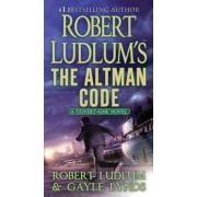 Robert Ludlum's the Altman Code by Robert Ludlum