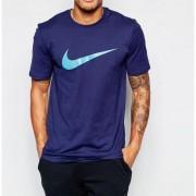 Мъжка тениска NIKE CHEST SWOOSH - 696699-452