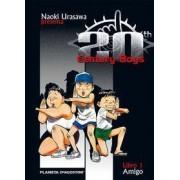 20th Century boys 1 by Naoki Urasawa