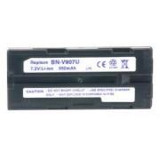 Power3000 PL907D.147 - acumulator tip BN-V907U penru JVC, 950mAh