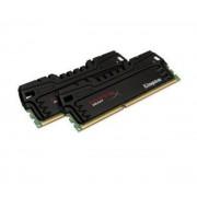 KINGSTON-Kingston HyperX Beast 16 Go (2 x 8 Go) DDR3 1866 MHz CL10, Kit Dual Channel DDR3 PC3-14900 KHX18C10AT3K2/16X-