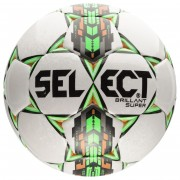Select FB Brillant Super focilabda fehér/fekete/zöld