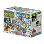"""""""Emperor of dragon gliding the water"""" training fossil diesel genome Basic Set No.03 (japan import)"""
