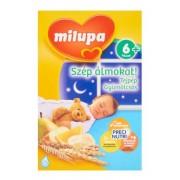 Milupa cereale Vise placute cu lapte si fructe 6 luni+, 250 g