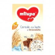 Milupa Cereale cu lapte si Stracciatella 250g