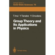 Group Theory and Its Applications in Physics by Teturo Inui