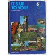 It's Up To You ! - Anglais 6è - (Éd. Hachette, 1981).