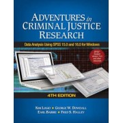 Adventures in Criminal Justice Research by Kim A. Logio