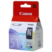 Canon oryginalny ink CL513, color, 350s, 13ml, 2971B001, Canon MP240, MP258, MP260