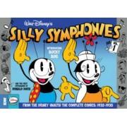 Silly Symphonies: The Complete Disney Classics Volume 1 by Al Taliaferro
