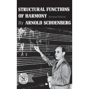 Structural Functions of Harmony by Arnold Schoenberg