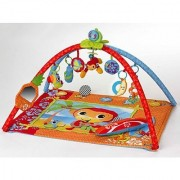 Infantino Music and Motion Activity Gym and Playmat - Beach Party
