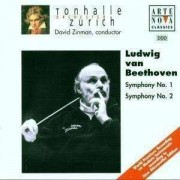 David Zinman - Beethoven: Symphonies No. 1 & 2 (0743216364527) (1 CD)