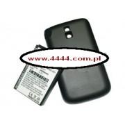 Bateria BlackBerry Bold 9000 2400mAh 8.9Wh Li-Ion 3.7V powiększony