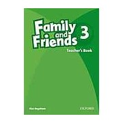 Family and Friends 3 - Teacher's Book