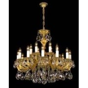 Cast crystal chandelier 9003 18/05-505S