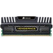 Corsair CMZ8GX3M1A1600C9 Vengeance Memoria per Desktop a Elevate Prestazioni da 8 GB (1x8 GB), DDR3, 1600 MHz, CL9, con Supporto XMP, Nero