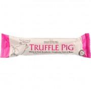 Hagensborg Chocolate Bar - Truffle Pig - Dark and White Raspberry - 1.76 oz - case of 12