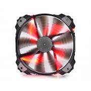 DEEPCOOL XFAN 200 LED Chassis Fan 200mm (Red LED)