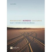Managing Across Cultures by Susan C. Schneider