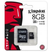 Kingston microSDHC 8GB /SDC10/8GBSP/
