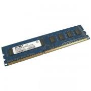 Ram Barrette Mémoire ELPIDA 2Go DDR3 PC3-10600U 1333Mhz EBJ21UE8BDF0-DJ-F CL9