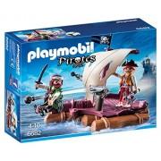 Playmobil 6682 - Zattera dei Pirati