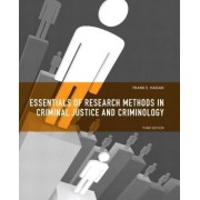 Essentials of Research Methods for Criminal Justice by Frank E. Hagan