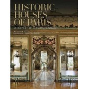 Historic Houses of Paris by Alain Stella