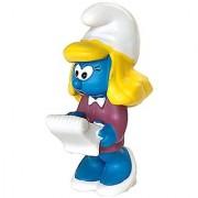 Schleich North America Manager Smurfette Toy Figure