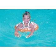 Freds Swim Academy Swimtrainer Classic Design Orange (2-6 Ans) Aide À La Nage