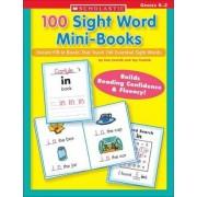 100 Sight Word Mini-Books by Lisa Cestnik