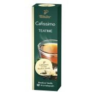 Capsule ceai, 10 capsule/cutie, Rooibos Vanilla, TCHIBO Cafissimo Teatime