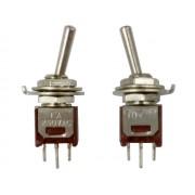 NN SWH02 1áramkörös 2állású kapcsoló 1x váltó 1.5A 250V