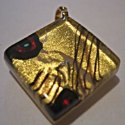 Elite Jewelry Murano Pendants 062