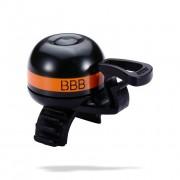 BBB EasyFit Deluxe BBB-14 kerékpár csengő narancs