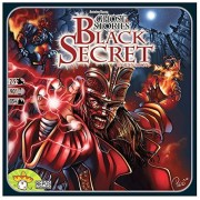 Ghost Stories Black Secret Expansion Board Game by Asmodee