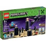 LEGO® Minecraft™ Dragonul Ender 21117