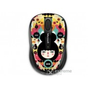 Mouse Microsoft Wireless Mobile Mouse 3500 Limited Edition Artist Series GMF-00368