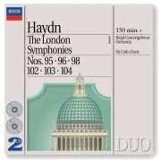 J. Haydn - London Symphonies1 (0028944261127) (2 CD)