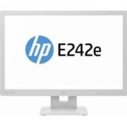 Monitor LED 24 HP EliteDisplay E242e WUXGA Alb